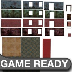 building starter pack 3d ma