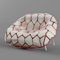 hexagon couch