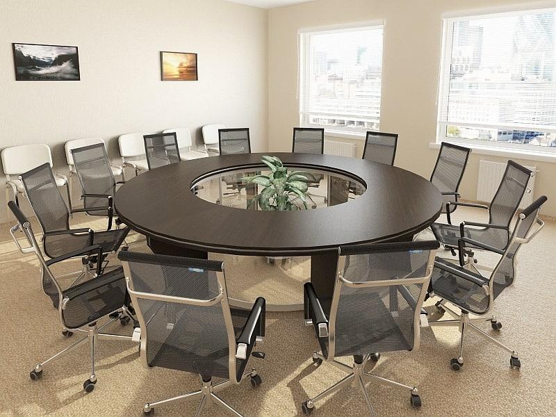 3d conference office design 5