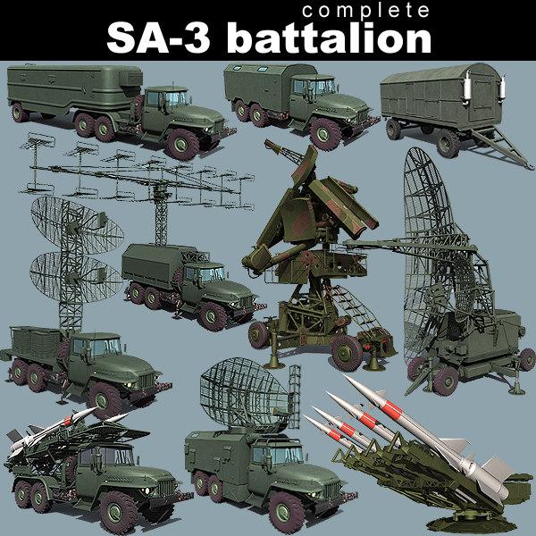 sa-3 goa battalion 3ds