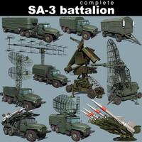 SA-3 battalion