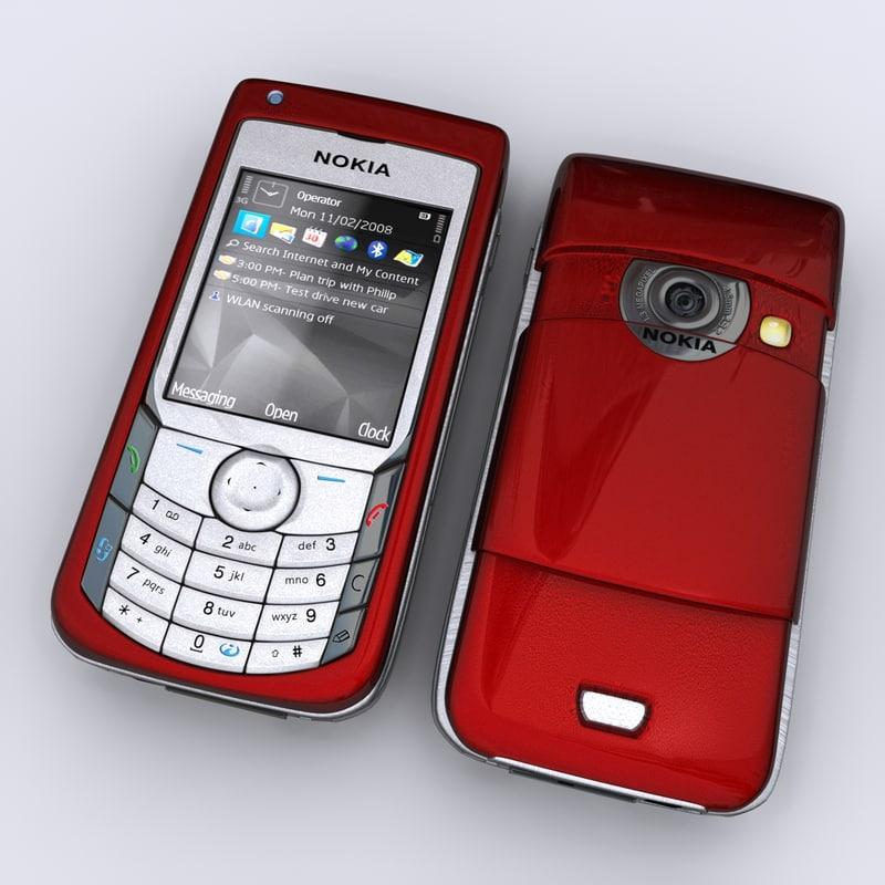 cellphone 3d max