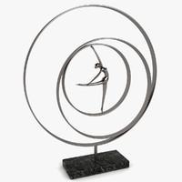 max statue sculpture