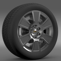 Chevrolet Silverado RegularCab wheel