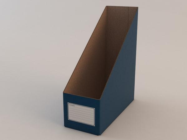 free desk holder 3d model