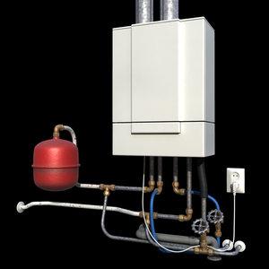 3ds max boiler