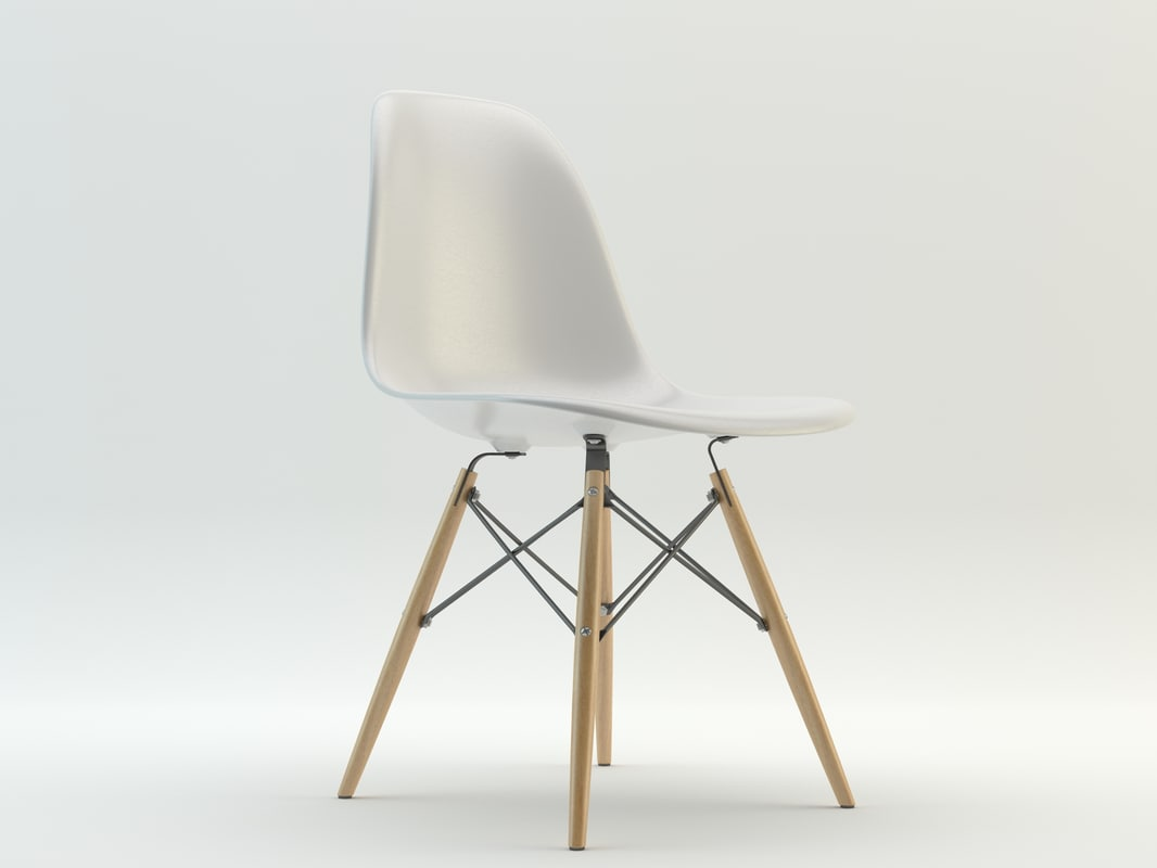 3ds max dsw chair