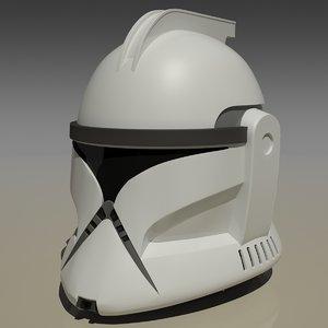 max clone trooper helmet