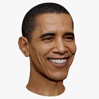 maya smiling barack obama portrait