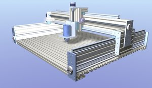 obj cnc machine