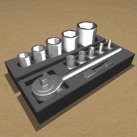 maya socket set