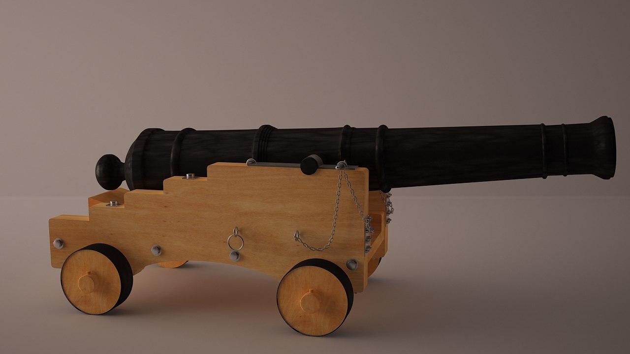 obj naval cannon