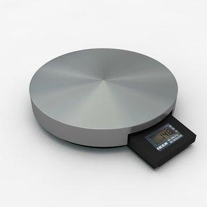 ikea balance 3d model