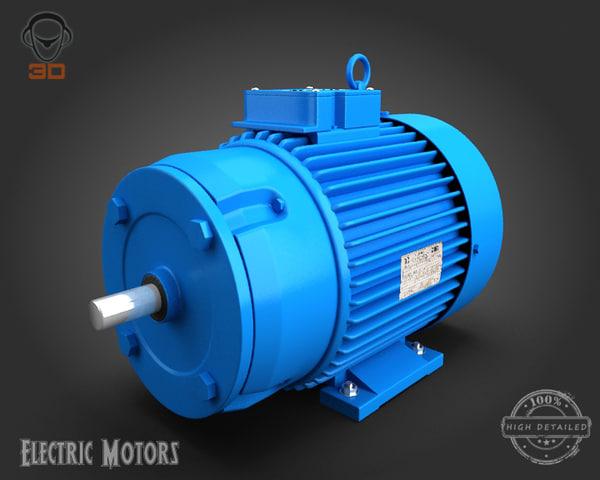 maya electric motor
