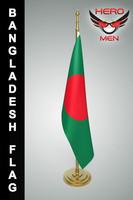 office bangladesh flag