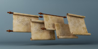 Parchment PACK Rigged