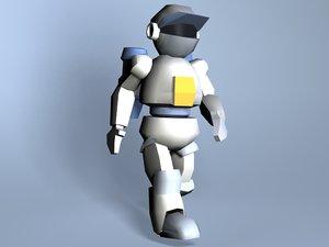 ready robot lwo