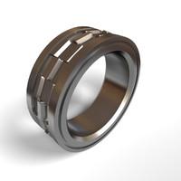 maya steel ring
