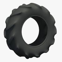 tractor tire wheel