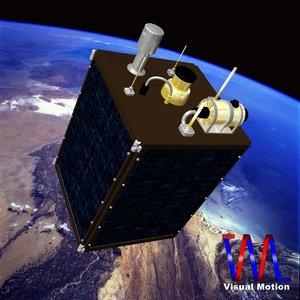 obj north kwangmyongsong-3 satellite