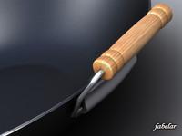 wok materials c4d