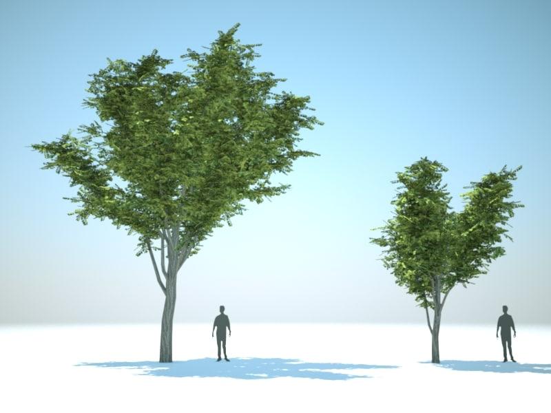 3ds max trees arch gpu