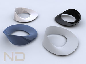 3ds mobius strip