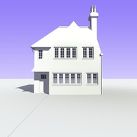 British Detached House Unit 8
