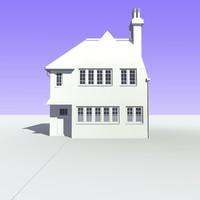 British Detached House Unit 8