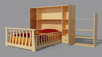 max furniture bed children
