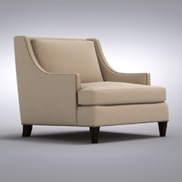 Crate and Barrel - Barrington Chair