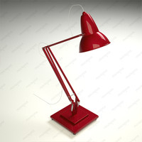 3d model huge lamp