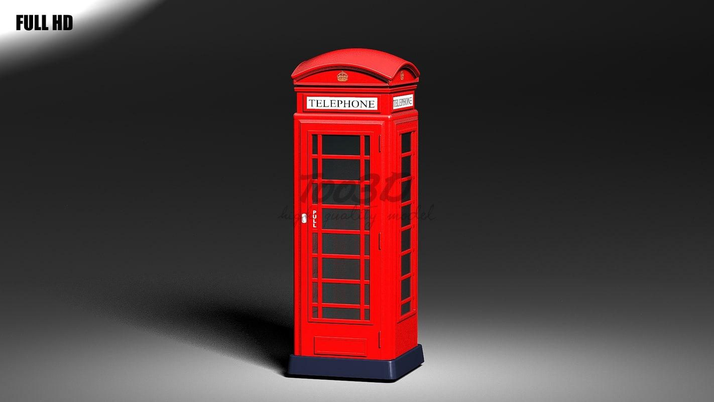 ma british telephone
