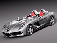 Mercedes-Benz SLR Stirling-Moss