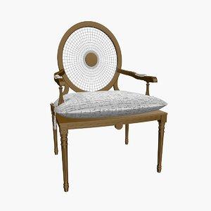 morello clanpaolo armchair max