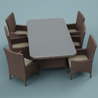 3ds max outdoor furniture