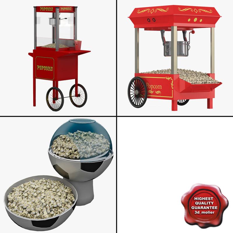 max popcorn makers