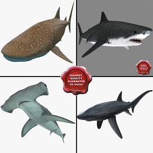 sharks v3 max