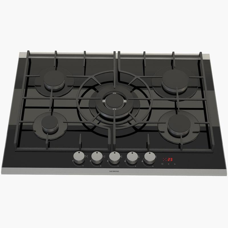 siemens cooker 3d model
