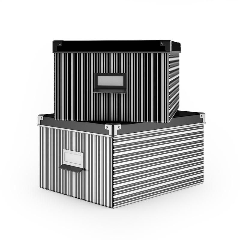 c4d document box o