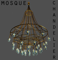 Islamic Mosque Chandelier