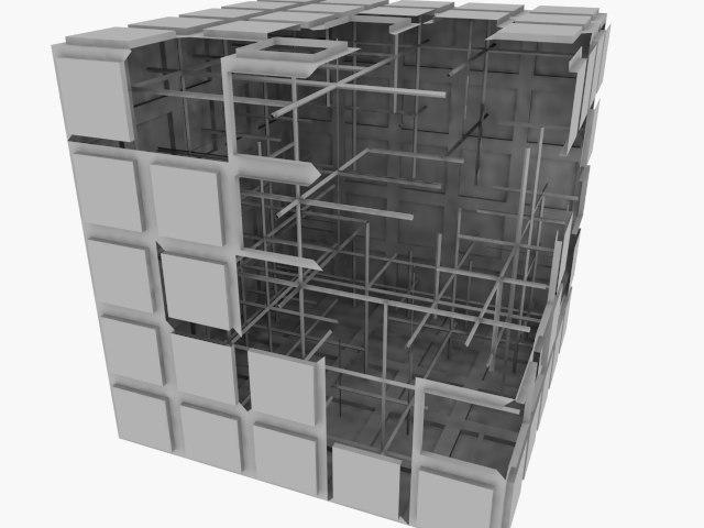 cube obj