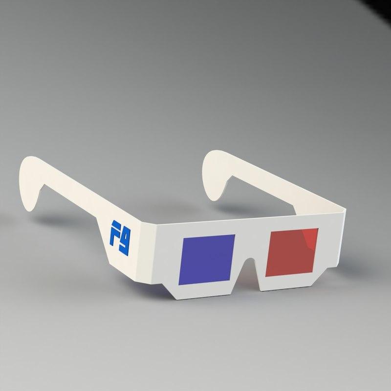 3d stereoscopic glasses