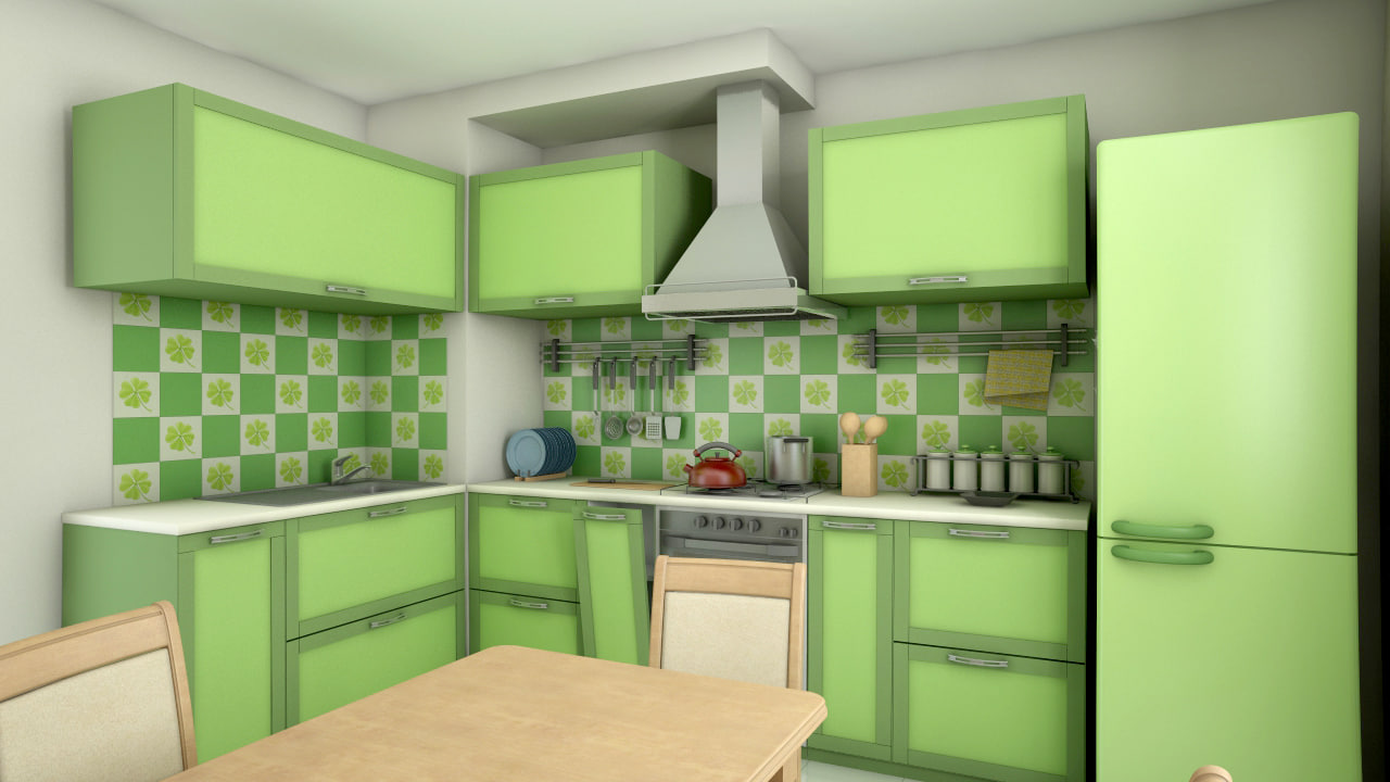 lightwave kitchen lightwave