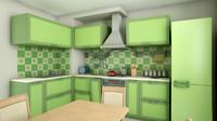 lightwave kitchen lightwave