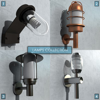 Wall Lamps Collection