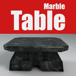 3ds max table outdoor