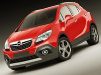 Opel Vauxhall Mokka