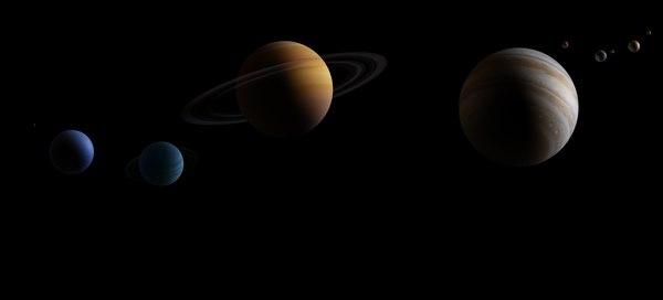 solar planets 3d 3ds