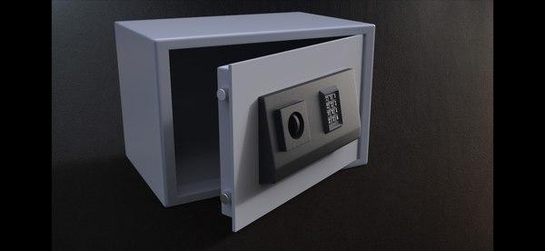 3ds max safe deposit